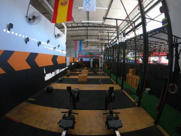 Box de Fitness Funcional